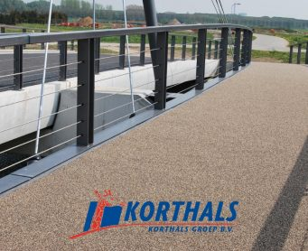 Scoop: Korthals Group awarded BRL-K19143 certificate for wearing courses