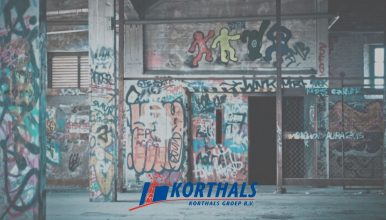 Anti-graffiti coating for concrete: things to keep in mind