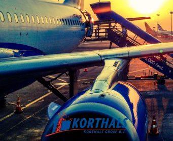 Lakfabriek Korthals krijgt status Bekende Afzender voor luchtvrachtzendingen